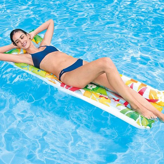 Fashion Mat Pool Float, Floral