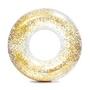 Gold Glitter Pool Tube