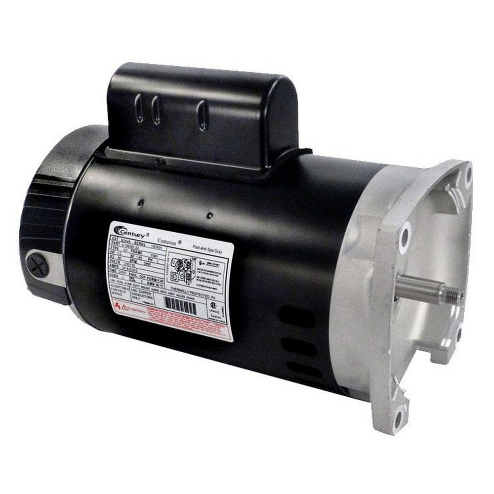 Century (formerly AO Smith) C-Face Pump Motor Threaded image