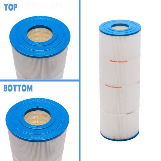 Pleatco - PCC80 Replacement Filter Cartridge for Pentair Clean & Clear Plus 320 - 46056