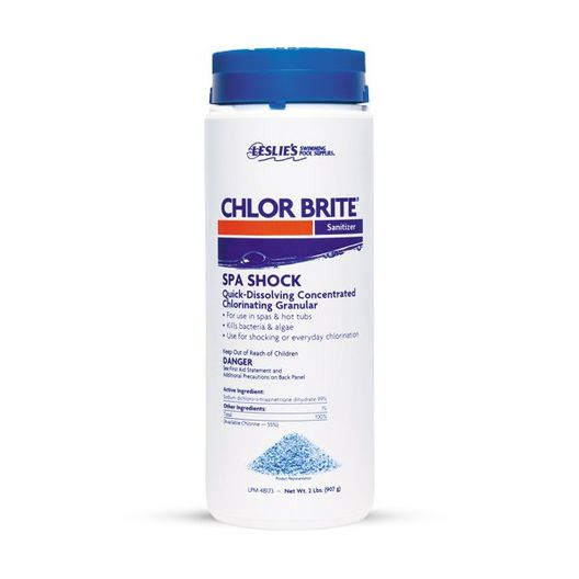 Spa Chlor Brite, 2 lbs.