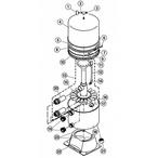Sta-Rite High-Rate HRS16-01, HRS20-01 & HRS24-01 Filter