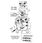Pentair - TR100C & TR140C Commercial Sand Filter Parts - 4cec83a5-b97b-436a-954d-013cdf20eb06