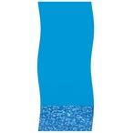 Swimline - Overlap 12' x 24' Oval Swirl Bottom 48/52 in. Depth Above Ground Pool Liner, 25 Mil - 500472