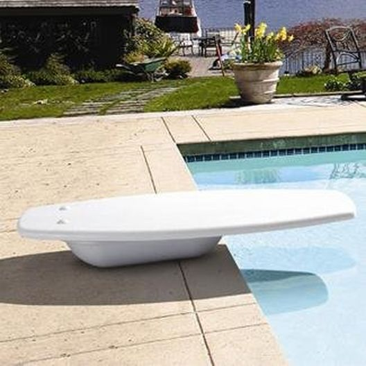 S.R. Smith - 6' HipHop Diving Board with D-Lux Stand, Sandstone - 501204