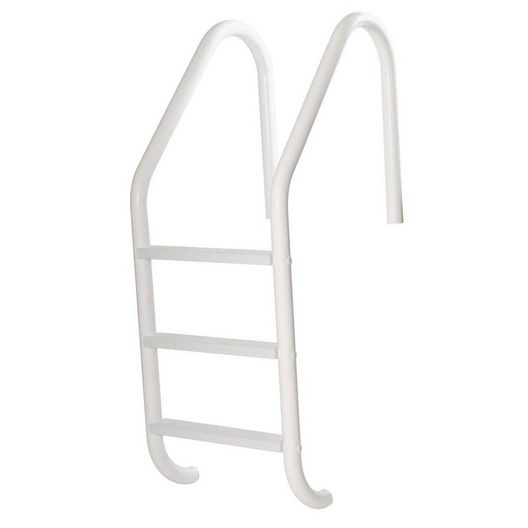 S.R. Smith - 24in. Economy 3 Step Ladder Econoline Radiant White Sealed Steel - 501241