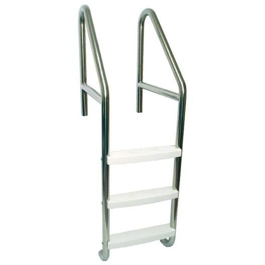 S.R. Smith - 23in. Commercial 3-Step Ladder with Cross Brace (.065in.) - 501266