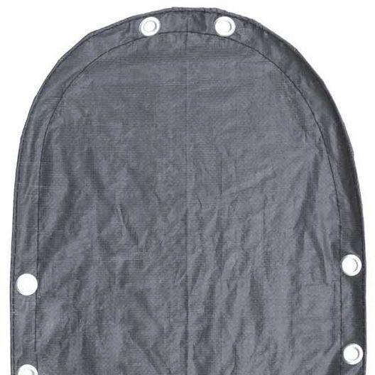 Steel Guard 21 ft Round Above Ground Winter Cover, 15-Year Warranty