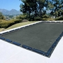 Steel Guard 25' x 45' Rectangle In Ground Winter Cover, 15-Year Warranty
