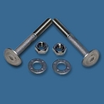 Ladder Step Hardware Kit