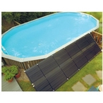 SunHeater Above Ground Pool Solar Heating System