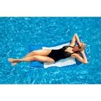 Floating Luxuries  Kai Water Hammock  Pacific Blue