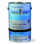 Type EP Epoxy Pool Paint, 1 Gallon, Dawn Blue - EP32801