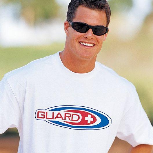 Lifeguard Apparel - Guard T-Shirts (Men's Sizes) - MASTER-prod1910020NEW