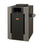 Raypak  Digital Cast Iron ASME Cupro-Nickel Natural Gas 266K BTU Heater