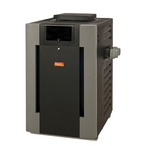 Raypak - 009194 Millivolt Polymer Copper Natural Gas 333K BTU Pool Heater - 51803