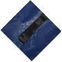 Gold 12' Round Winter Pool Cover, 15 Year Warranty, Blue