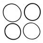 O-Ring, (2 Sets of 2)