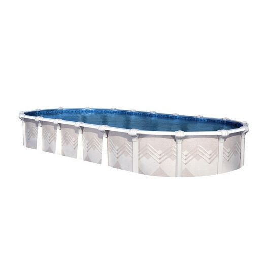 "Leslie's - 16' x 28' Oval Above Ground Pool Package with 52"" Wall - 525861"