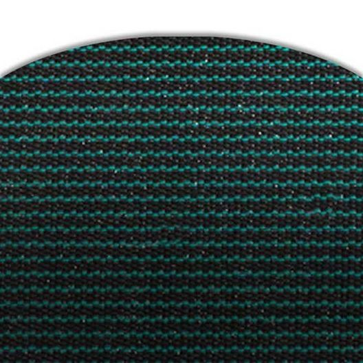 Leslie's - Pro SunBlocker Mesh 16' x 36' Rectangle Safety Cover with 4' x 8' Center End Step, Green - 526123