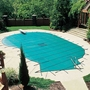 Pro Solid 16' x 32' Rectangle Safety Cover, Green