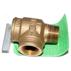 75 PSI Pressure Relief Valve, Bronze for Legacy