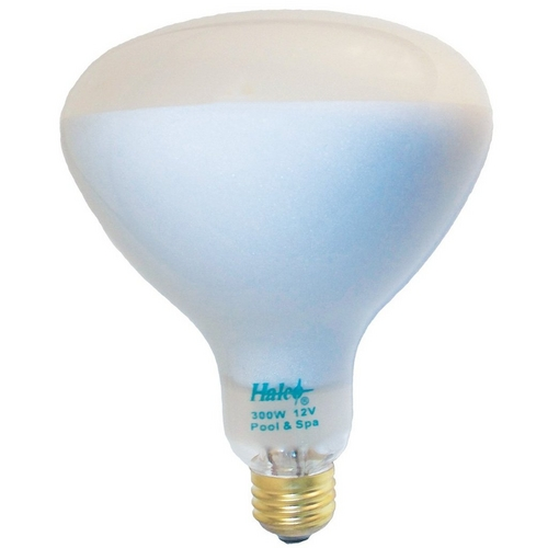 Feit Electric - Company 300W Flood Reflector White Light Bulb for Pool and Spa, 12V
