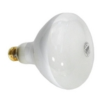 Medium 500 Watt Base Light Bulb, 120V