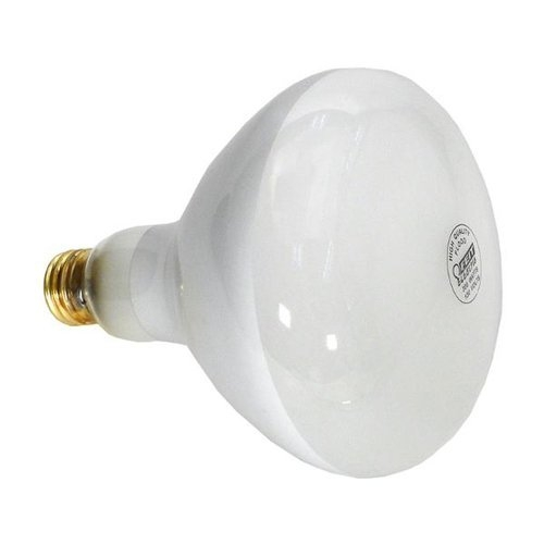 Feit Electric - Medium 500 Watt Base Light Bulb, 120V