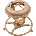 Pentair - 560001 Fountain Fixture for Small Lights with Rock Guard - 54098