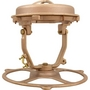 560001 Fountain Fixture for Small Lights with Rock Guard
