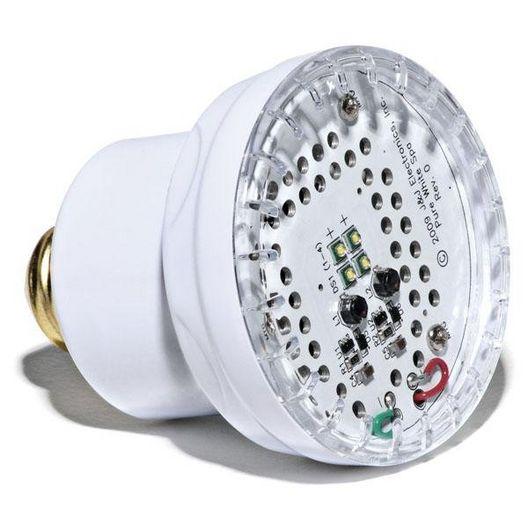 J&J Electronics  PureWhite 2 LED 12V 10W White LED Pool and Spa Light Fixture