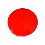 Lens Cover, Red