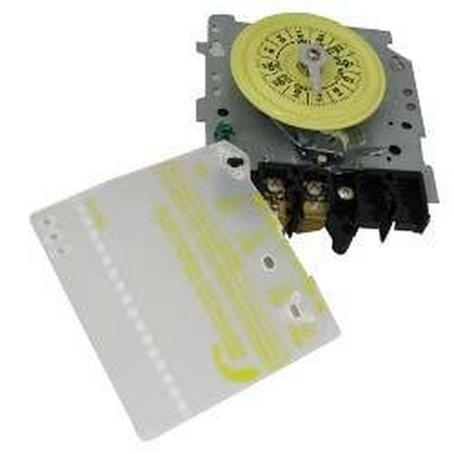 Intermatic - 24 Hour Mechanical Time Switch,  SPST Switch, 120V, T100M Series