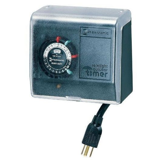 Intermatic - Portable Outdoor 24 Hour Timer 110V - 56726