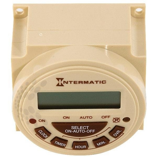 Intermatic - Mechanism with Heat Delay 220V