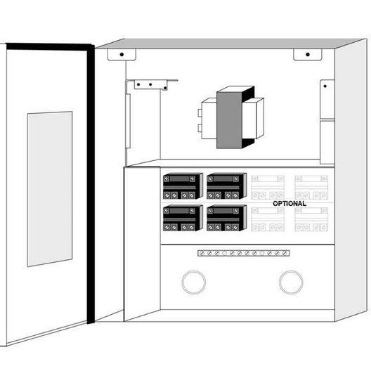 Jandy  AquaLink RS Standard Power Center