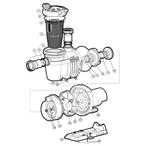 Hayward Northstar Series Northstar SP4000 Full Rated Pump