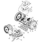 Hayward - Phoenix 2 Wheel and 4 Wheel Pool Cleaner Parts - 570c529b-d363-4aba-8219-745c6960b6b5