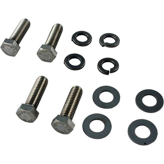Hayward - Bolt, Motor with Washer Kit 4-Pack - 58075