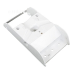 Pool Cleaner Lower Body, Fixed Throat, White
