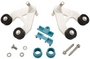 A-Frame Kit: 2 A-Frames, 2 Screws and Washers, Lower Body Screw and Washer, Saddle and Keeper, 2 Bushings