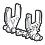 Hayward  PoolVac V-Flex 5-Vane A-Frame Turbine Kit