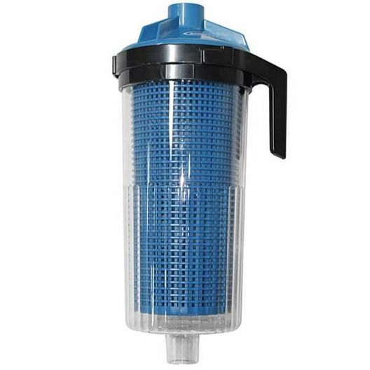 Large Leaf Canister Pool Cleaning Attachment