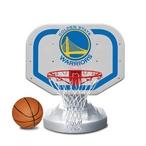Poolmaster  Golden State Warriors NBA Poolside Basketball Game