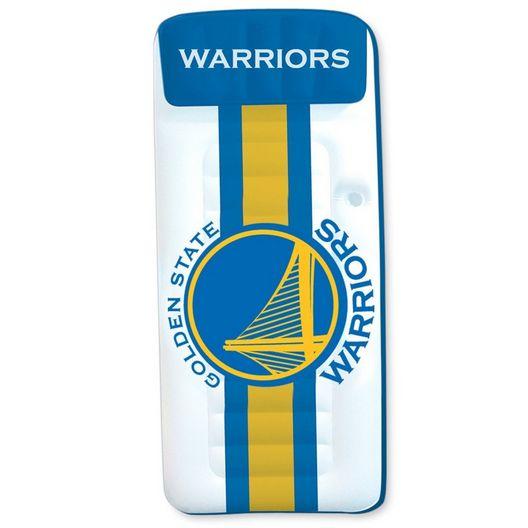 Poolmaster  Golden State Warriors NBA Giant Pool Mattress (New Logo)