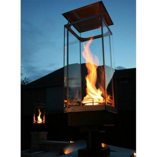 Helix Torch Natural Gas Column Manual System