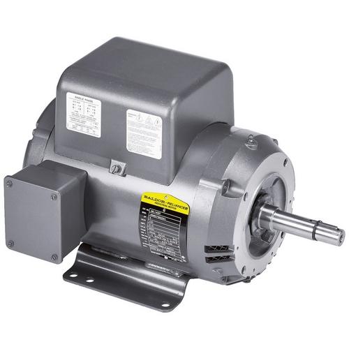 Century A.O. Smith - Industrial 184JM Horizontal 5 HP Close-Coupled Pump Motor, 26A 230V