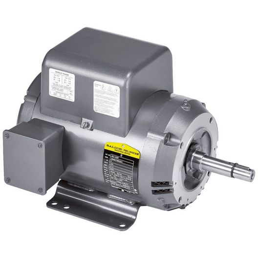 Century A.O. Smith - Industrial 184JM Horizontal 5 HP Close-Coupled Pump Motor, 26A 230V - 600466