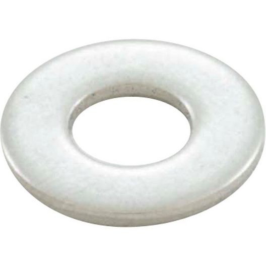 Washer, 5/8in. OD, 9/32in. ID, 1/16in. Thick, SS